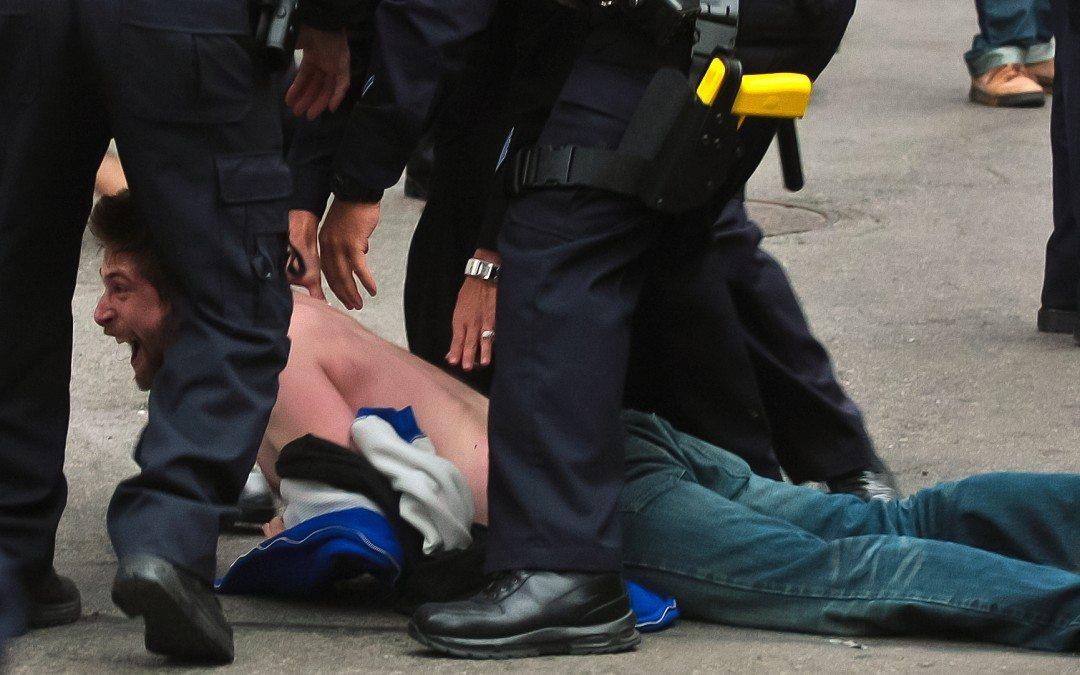 Essays on police brutality