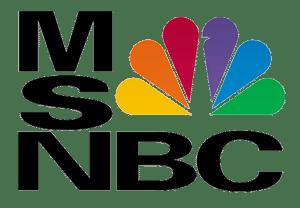 msnbc logo - Homepage