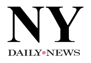 ny daily news logo - Newspaper Mentions