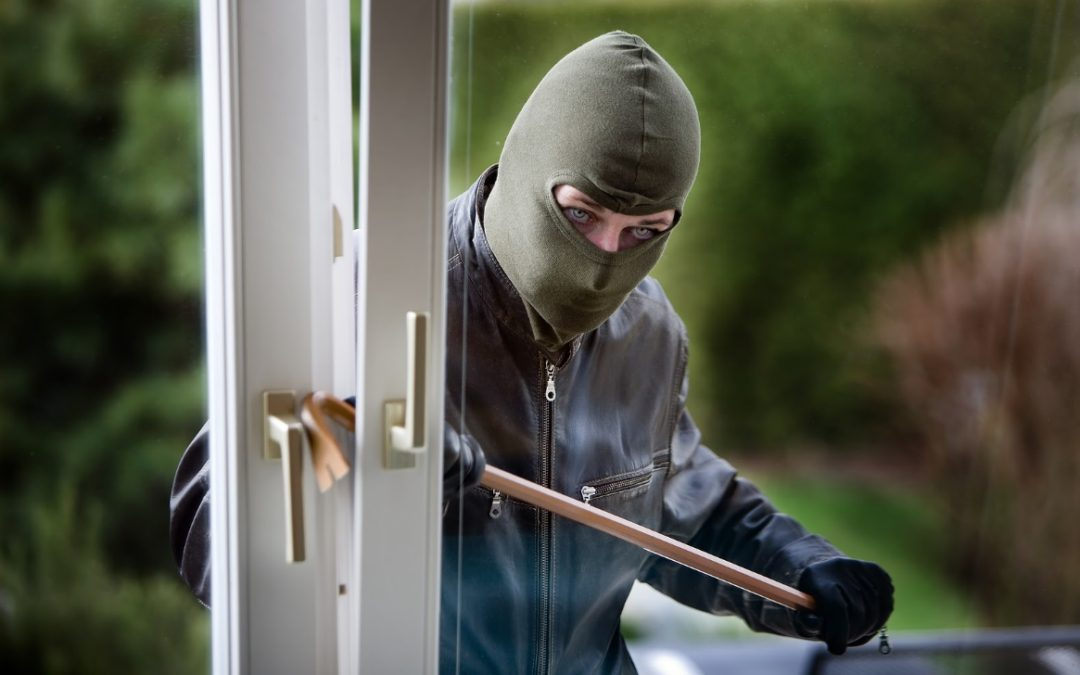Is Burglary Theft?
